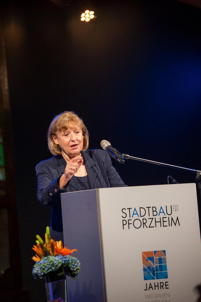 Stadtbau Pforzheim - 50 Jahre Stadtbau